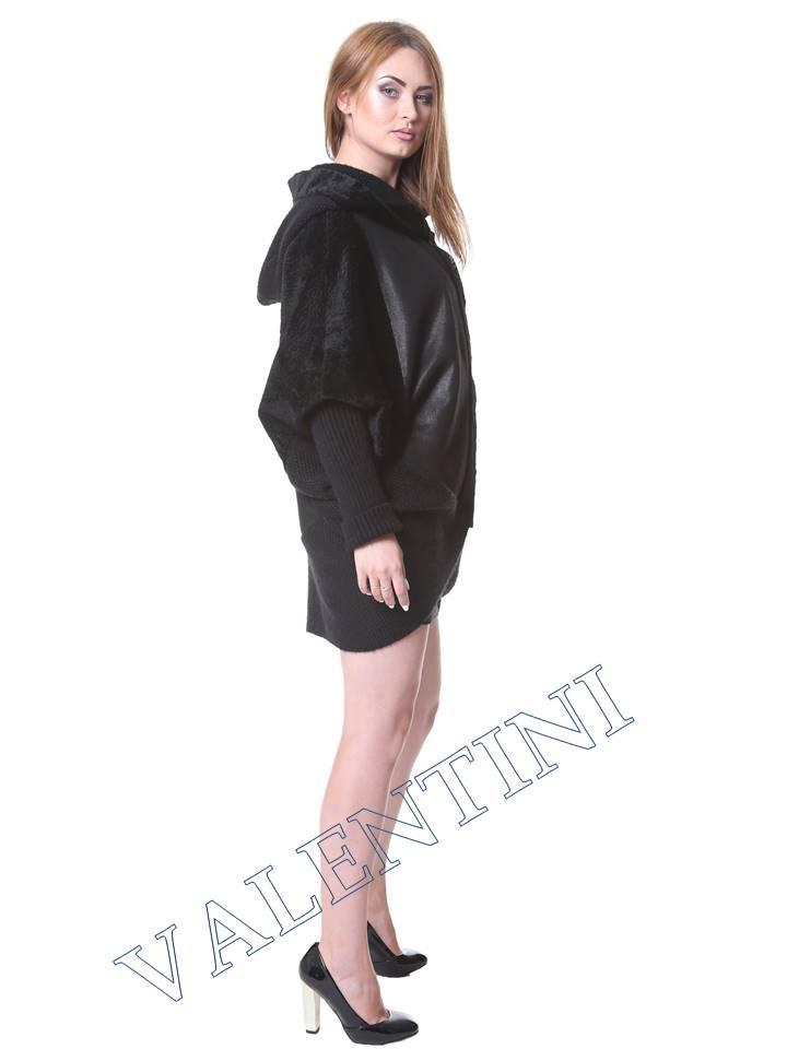Женская дубленка VALENTINI мод.391 - 3
