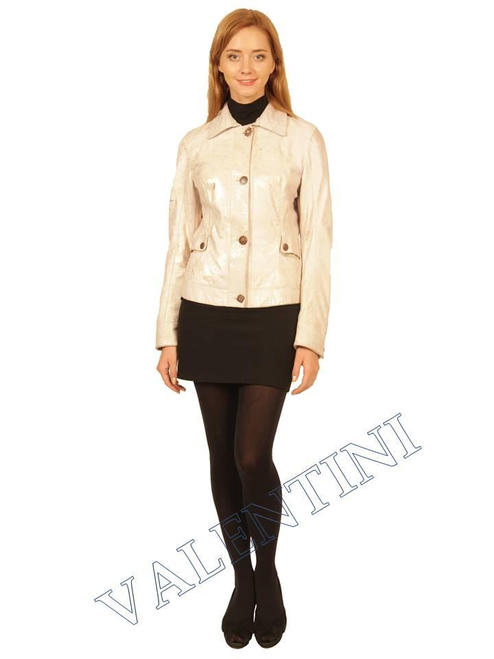 Куртка кожаная SUED MOD KLERVIN - 4