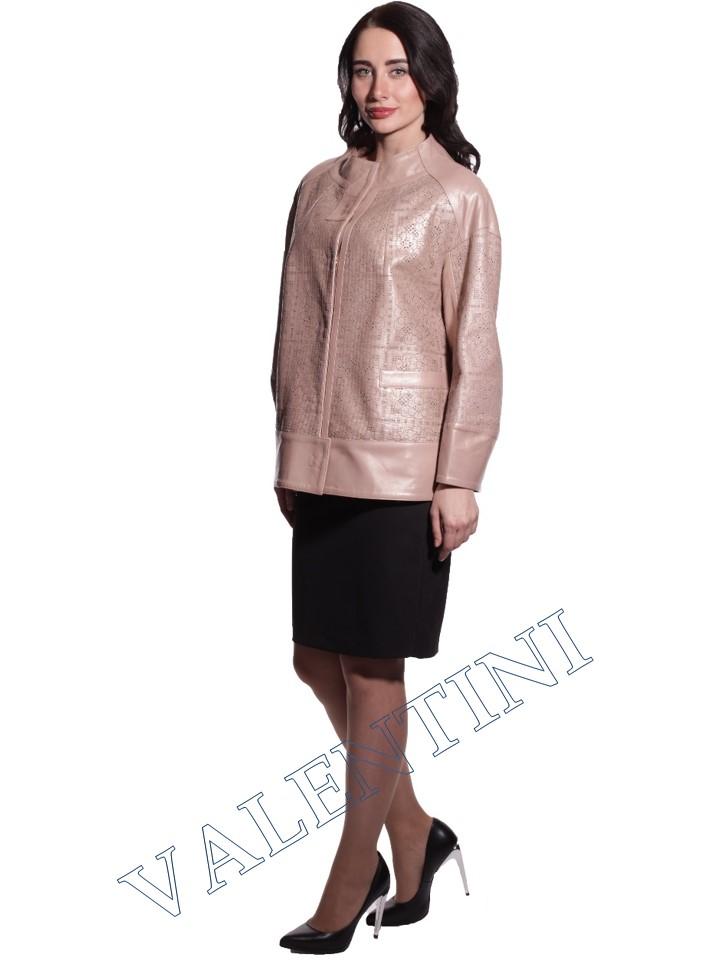 Куртка кожаная PANTERREZ 2134 - 5