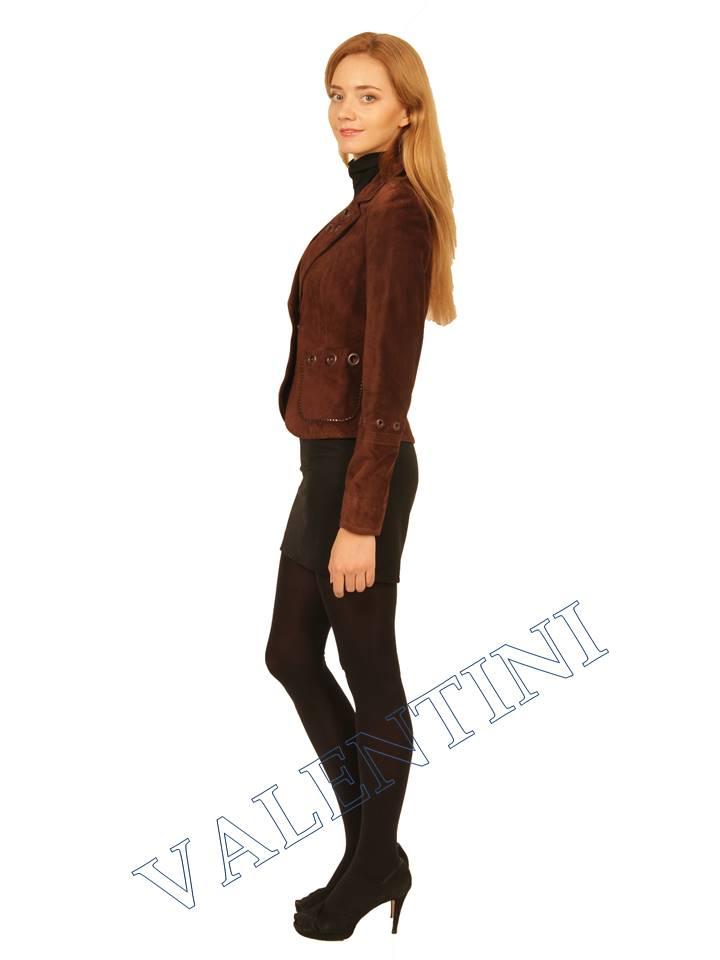 Куртка кожаная STELLA DORO 5433 - 3