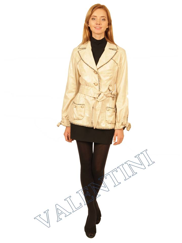 куртка кожаная PANTERREZ 9014 - 5