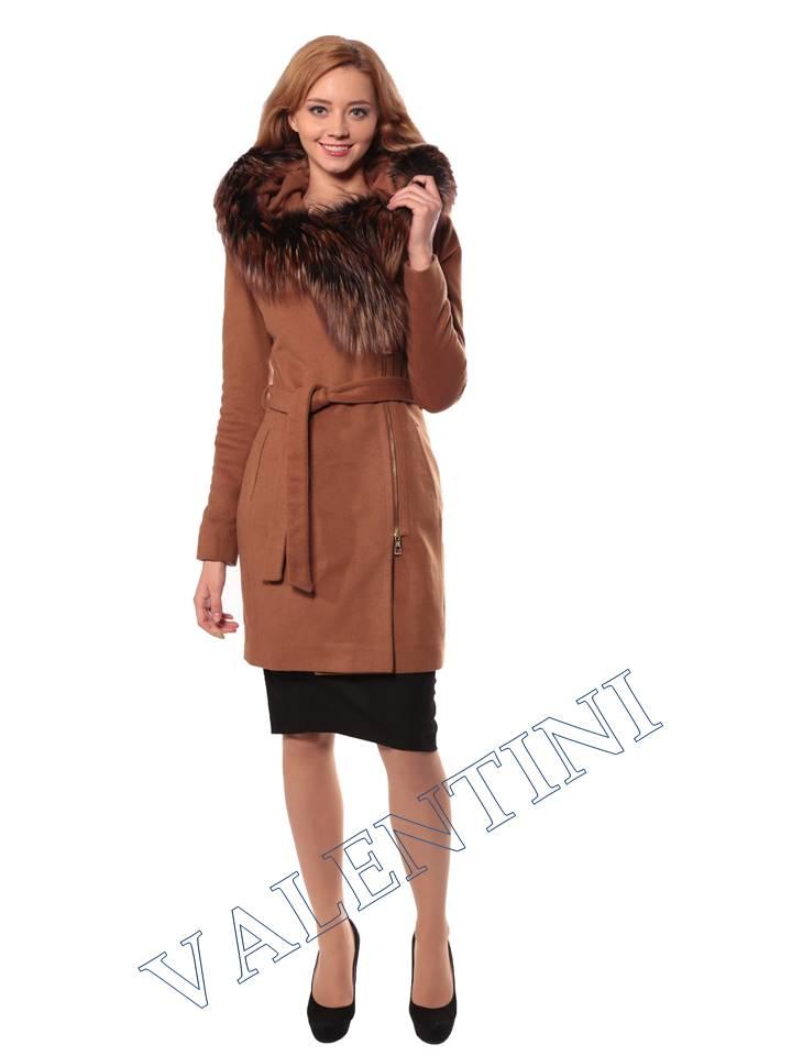 Женская кожаная куртка VALENTINI 3975 - 3