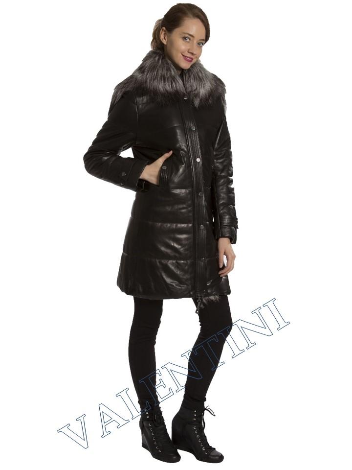 Кожаная куртка PANTERREZ 548 - 2