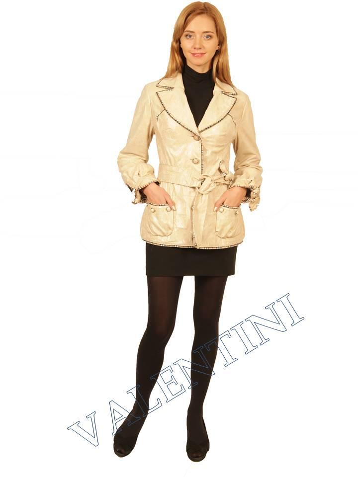 куртка кожаная PANTERREZ 9014 - 2
