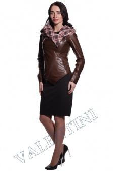 Куртка кожаная VALENTINI 016-105 – 1