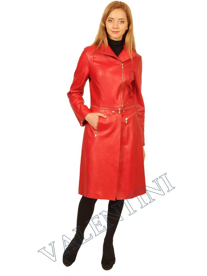 Куртка кожаная SUED MOD 01869 - 3