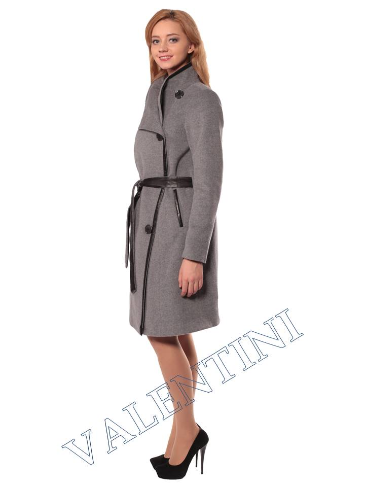Женская кожаная куртка VALENTINI 3992 - 6
