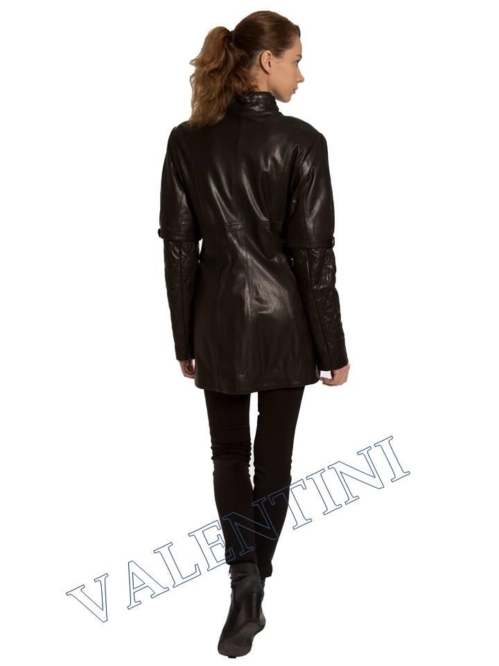 Кожаная куртка VALENTINI 2132 - 5