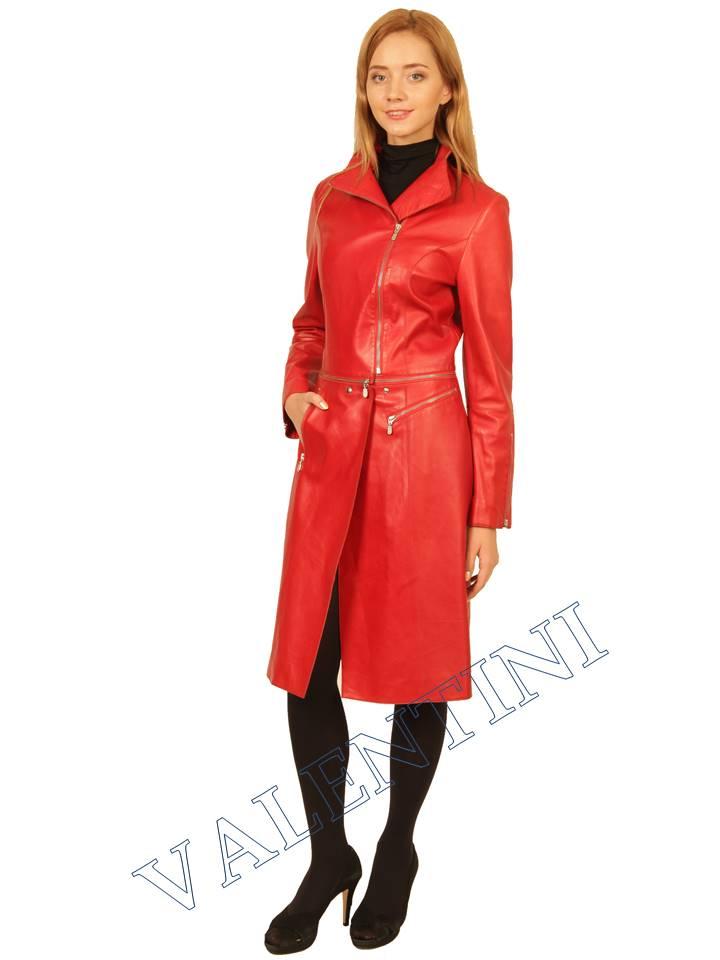 Куртка кожаная SUED MOD 01869 - 2