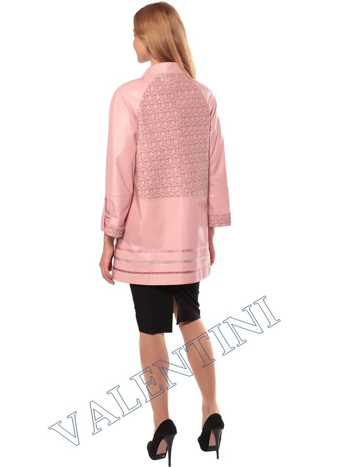 Женская кожаная куртка PANTERREZ 3124 - 6
