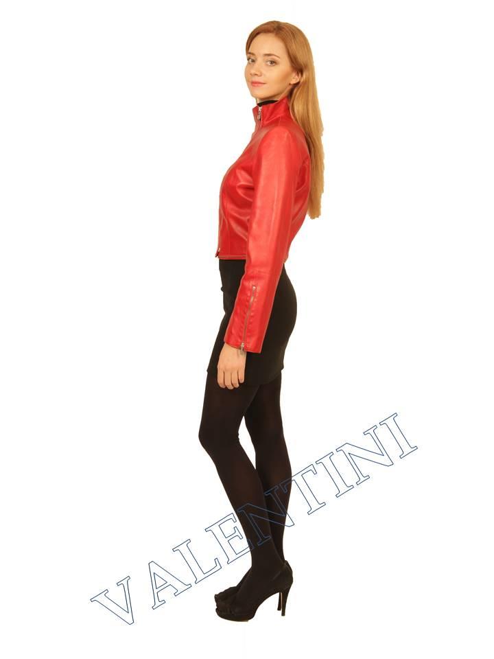 Куртка кожаная SUED MOD 01869 - 7