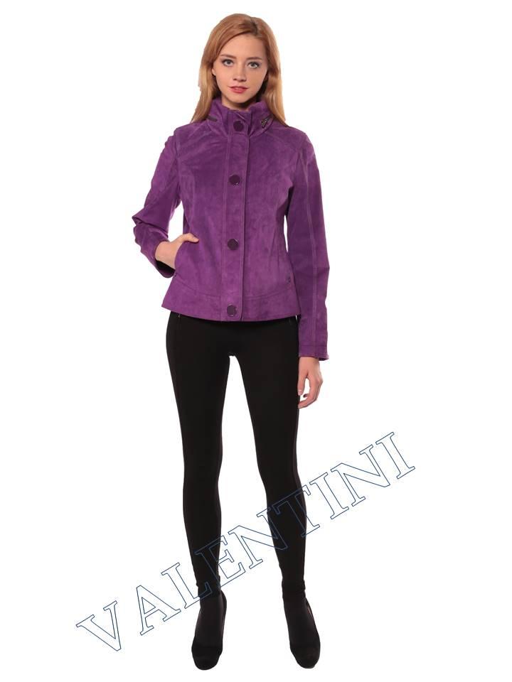 Женская кожаная куртка VALENTINI 2192 - 3