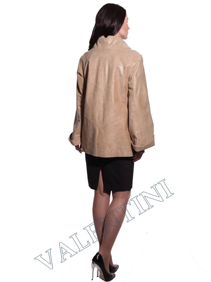 куртка кожаная STELLA DORO 3283 - 2
