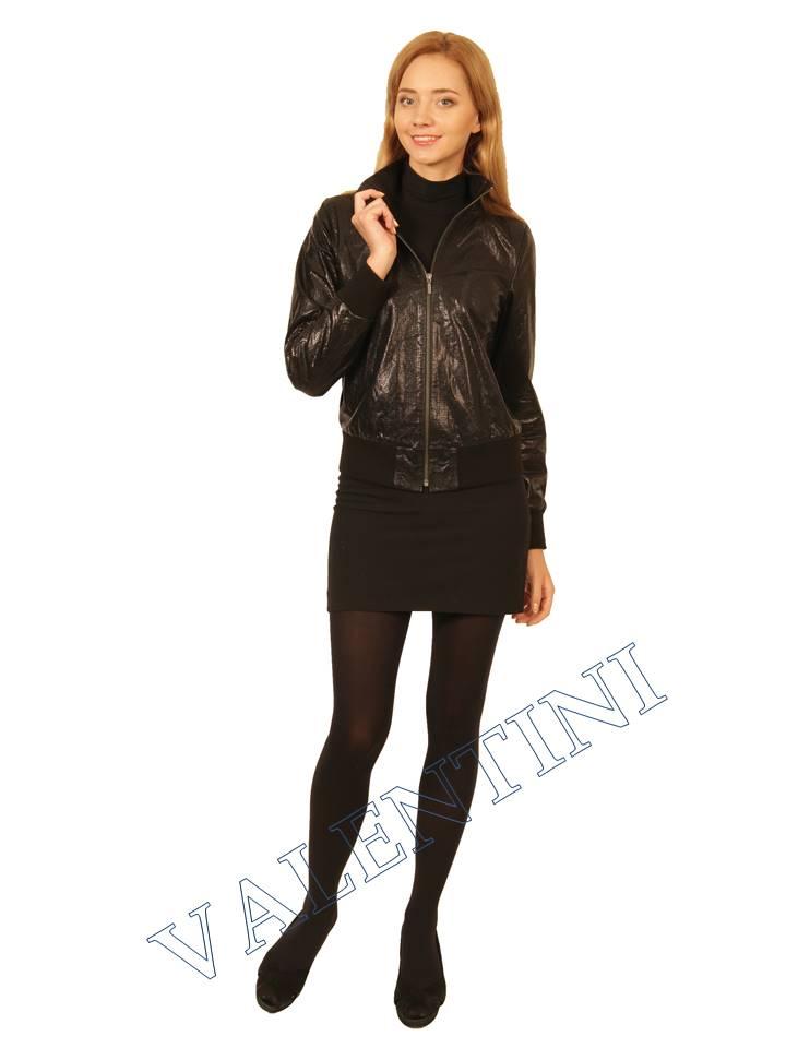 Куртка кожаная VALENTINI 2232 - 5
