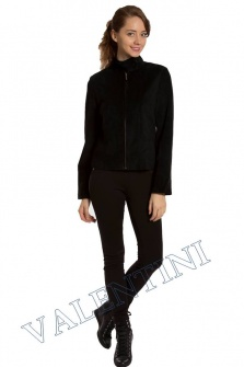 Замшевая куртка VALENTINI  Z-4 – 1