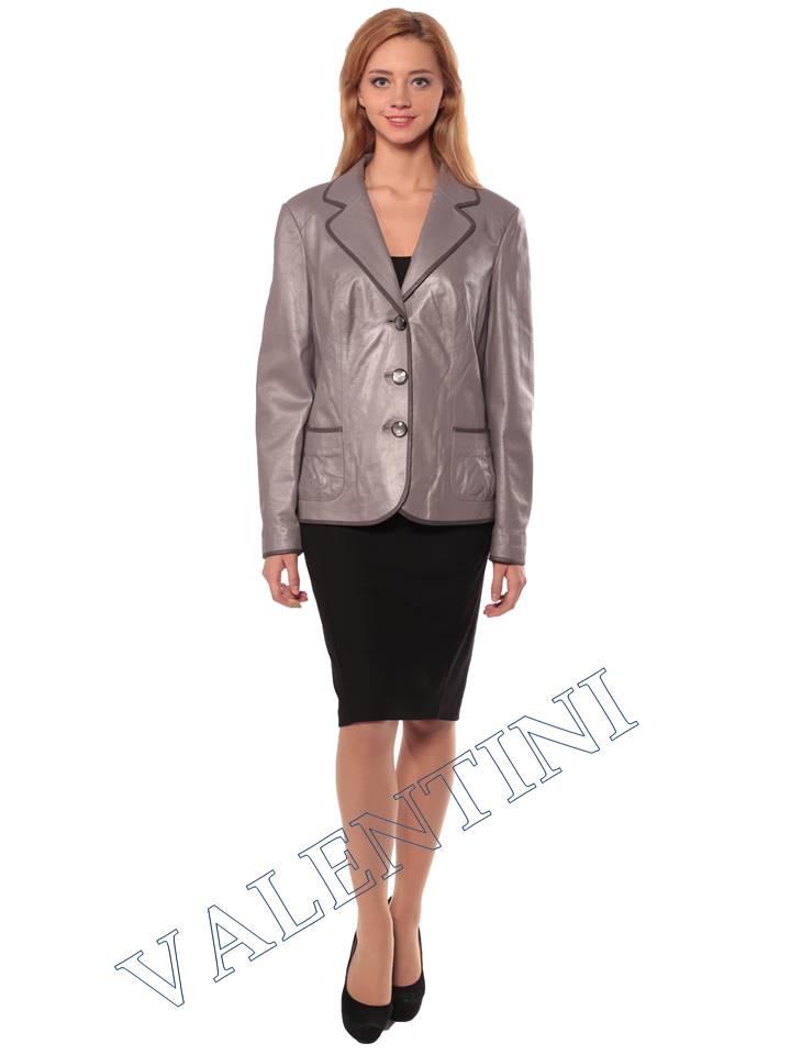 Женская кожаная куртка PANTERREZ 4101 - 1