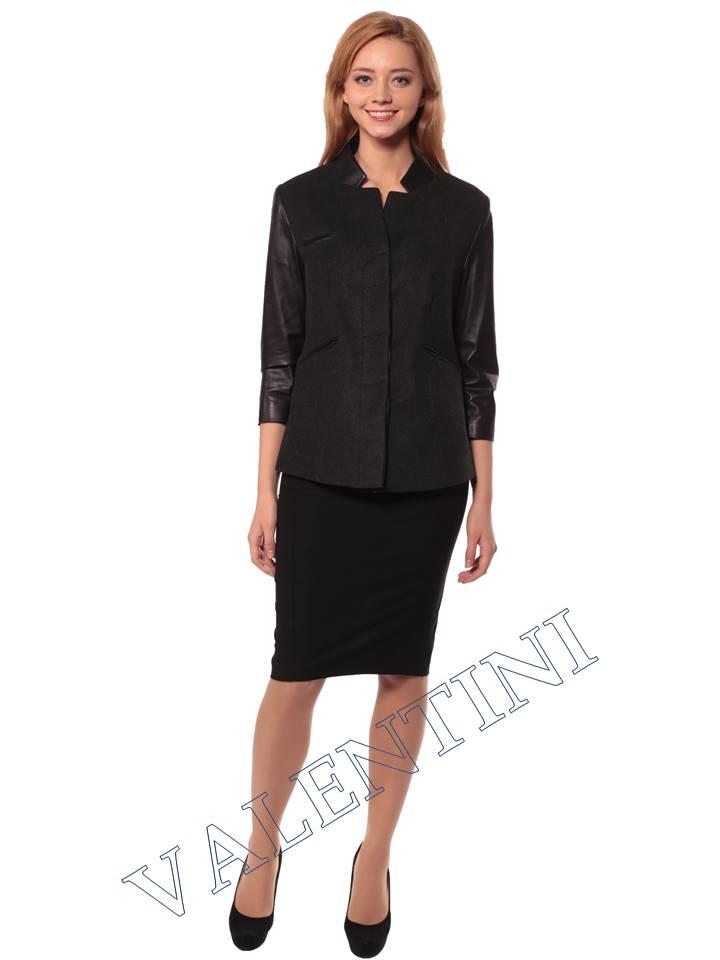 Женская кожаная куртка SARTORI DODICI 392 - 1