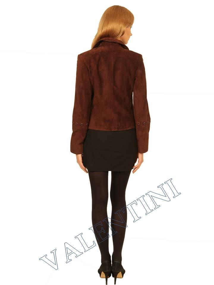 Куртка кожаная STELLA DORO 5433 - 2