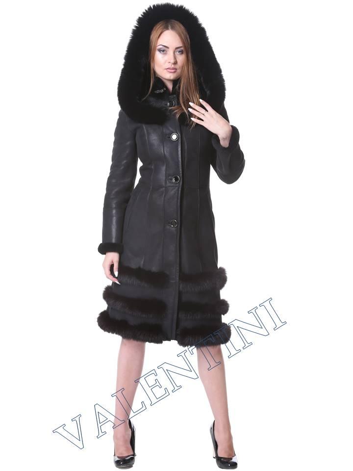 Женская дубленка VALENTINI мод. Senay - 6