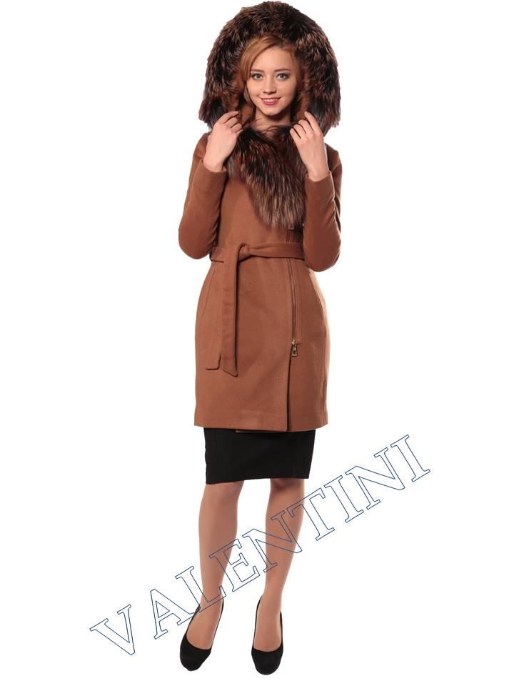 Женская кожаная куртка VALENTINI 3975 - 6
