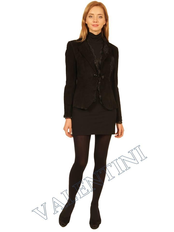 Куртка кожаная STELLA DORO 5675 - 3
