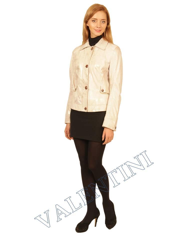 Куртка кожаная SUED MOD KLERVIN - 3