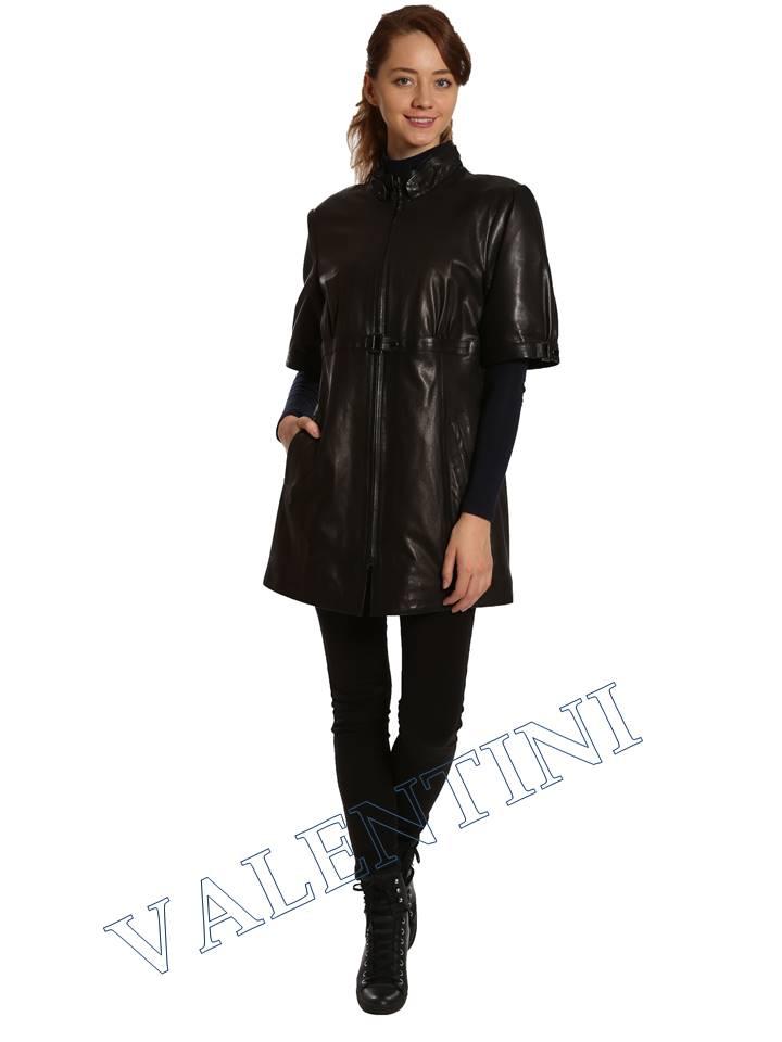 Кожаная куртка VALENTINI 2132 - 7
