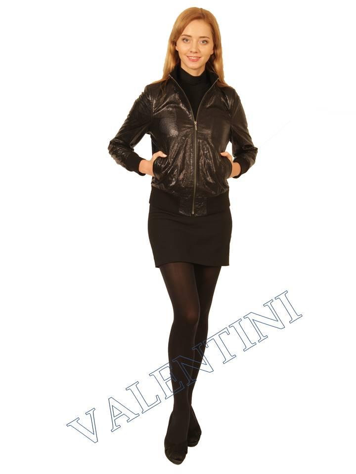 Куртка кожаная VALENTINI 2232