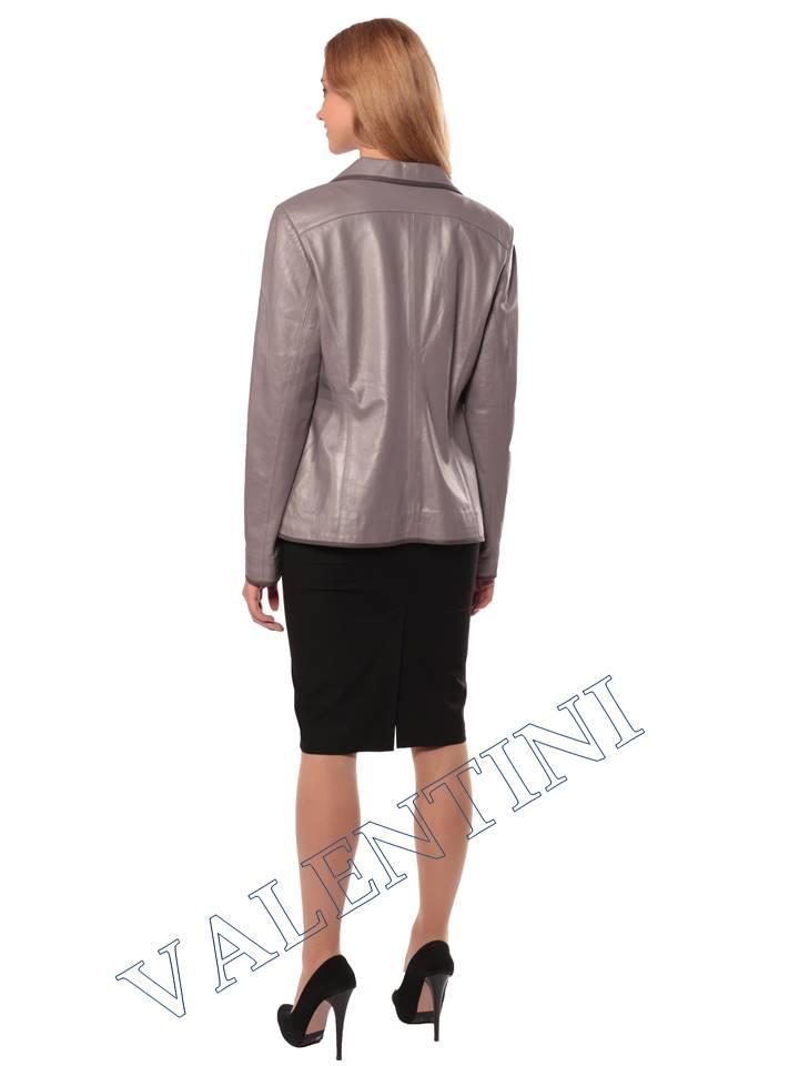 Женская кожаная куртка PANTERREZ 4101 - 5