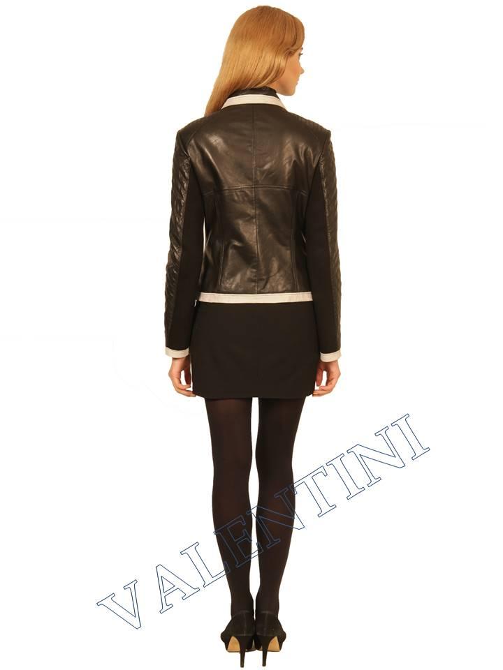 куртка кожаная PANTERREZ 268-01 - 2