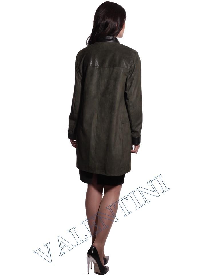 Куртка кожаная VALENTINI 016-106 - 2