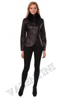 Женская кожаная куртка SUED MOD f-066 – 1