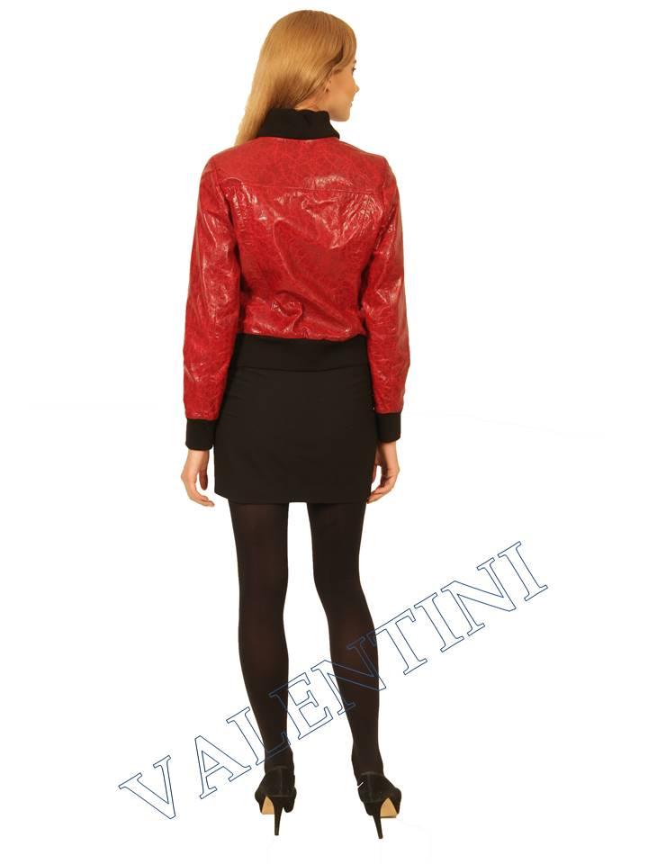 Куртка кожаная VALENTINI 2232k - 3