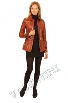 Куртка кожаная VALENTINI 2073 – 1