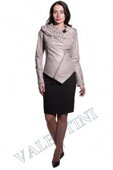 Куртка кожаная VALENTINI 016-105-1 – 1