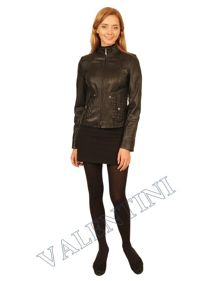 Куртка кожаная VALENTINI 2080 - 1