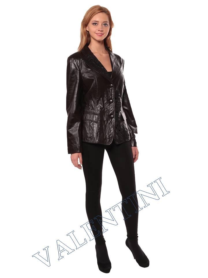 Женская кожаная куртка STELLA DORO 4269 - 4