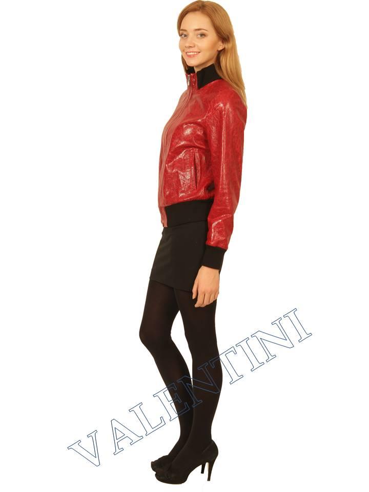 Куртка кожаная VALENTINI 2232k - 5