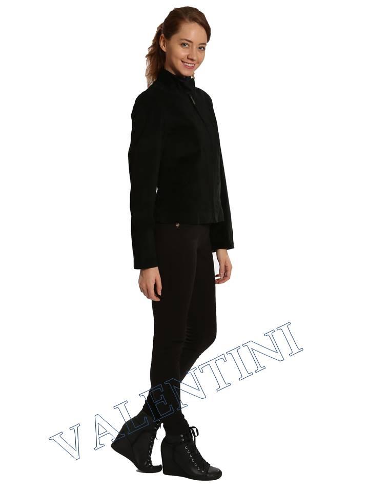 Замшевая куртка VALENTINI  Z-4 - 5