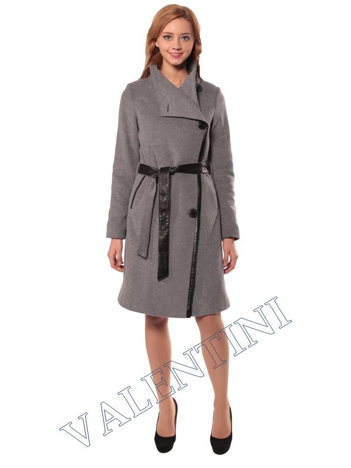 Женская кожаная куртка VALENTINI 3992 - 4