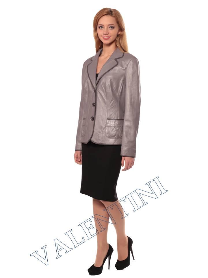 Женская кожаная куртка PANTERREZ 4101 - 3