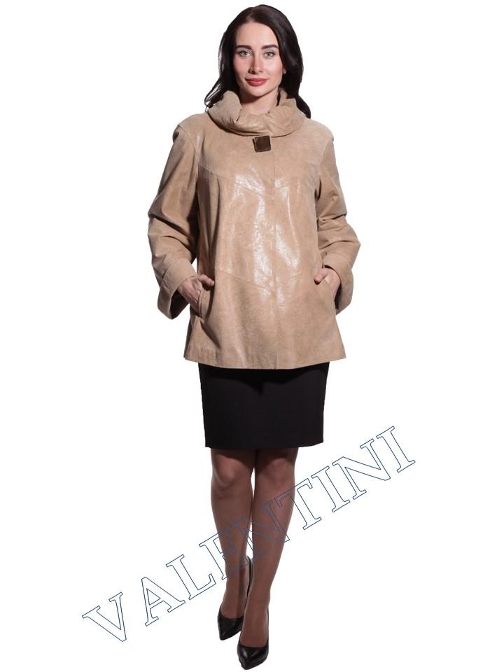 куртка кожаная STELLA DORO 3283 - 5